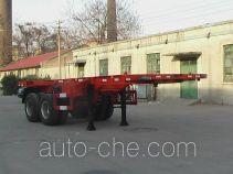 可利尔牌SZY9281TJZ型集装箱半挂牵引车