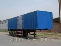 Kelier SZY9380XXY box body van trailer