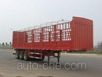可利尔牌SZY9400XCY型仓栅式半挂车