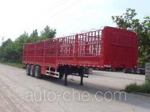 可利尔牌SZY9406CCY型仓栅式运输半挂车