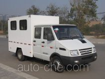 Dezun SZZ5044TSJ well test truck