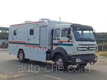 Dezun SZZ5121XYQ instrument vehicle