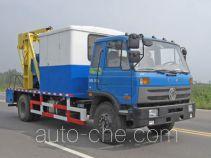 Dezun well servicing rig (workover unit) truck