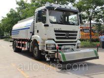 Dezun SZZ5160GQXE4 street sprinkler truck