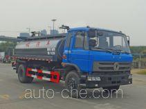 Dezun SZZ5160GXW sewage suction truck