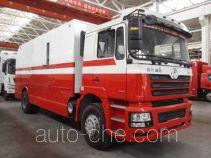 Dezun SZZ5160TCJ logging truck