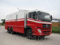 Dezun SZZ5231TCJ logging truck