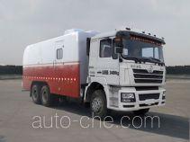 Dezun SZZ5250TCJ logging truck