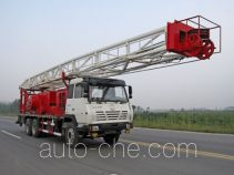 Dezun SZZ5250TXJ well-workover rig truck
