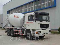 Dezun SZZ5255GJBJT3841 concrete mixer truck
