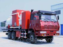 Dezun SZZ5255TJCUR455 well flushing truck