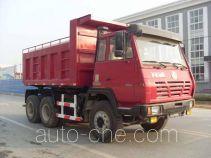Dezun SZZ5255TSSBM3241 fracturing sand dump truck