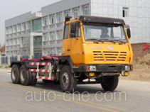 Dezun SZZ5255ZXXUM434 detachable body garbage truck