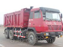 Dezun SZZ5256TYAUR384 fracturing sand dump truck