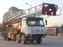 Dezun SZZ5310TXJ well-workover rig truck