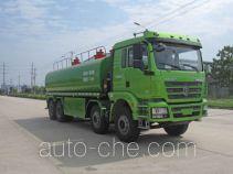 德尊牌SZZ5310ZWX型污泥自卸车