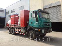 Dezun SZZ5320TJCHTG455T well flushing truck