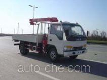 Dongyue Taiqi TA5070JSQ truck mounted loader crane