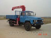 Dongyue Taiqi TA5091JSQ truck mounted loader crane