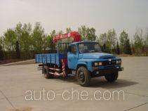 Dongyue Taiqi TA5101JSQ truck mounted loader crane