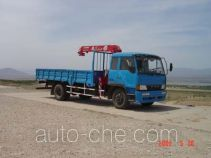 Dongyue Taiqi TA5121JSQ truck mounted loader crane