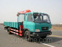Dongyue Taiqi TA5122JSQ truck mounted loader crane