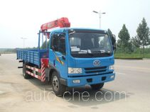 Dongyue Taiqi TA5140JSQ6 truck mounted loader crane
