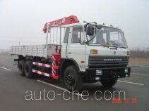 Dongyue Taiqi TA5212JSQ truck mounted loader crane