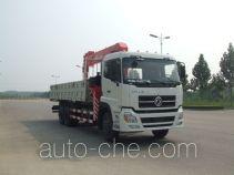 Dongyue Taiqi TA5258JSQ truck mounted loader crane