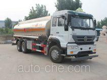 Daiyang TAG5250GYY aluminium oil tank truck