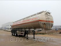 Daiyang TAG9400GRY flammable liquid aluminum tank trailer