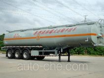 Daiyang TAG9402GRY flammable liquid tank trailer