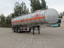 Daiyang TAG9403GRYB flammable liquid aluminum tank trailer
