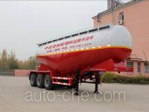 岱阳牌TAG9407GFL型中密度粉粒物料运输半挂车