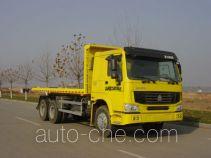Wuyue TAZ3253Z43A flatbed dump truck