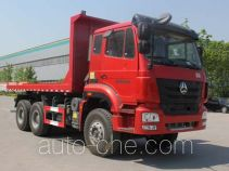 Wuyue TAZ3254Z32A flatbed dump truck