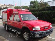 Wuyue TAZ5034TXFQC10 apparatus fire fighting vehicle