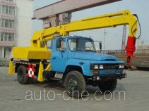Wuyue TAZ5083TDM auger anchor truck