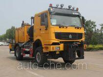 Wuyue TAZ5154TCX snow remover truck