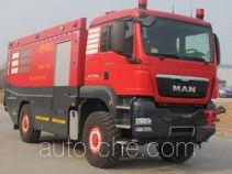 Wuyue TAZ5184GXFJX50 airport fire engine