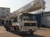 Wuyue TAZ5204TZJ drilling rig vehicle