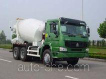 Wuyue TAZ5250GJBA concrete mixer truck