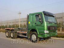 Wuyue TAZ5253ZXXA detachable body garbage truck