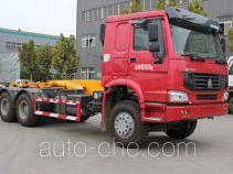 Wuyue TAZ5253ZXXB detachable body garbage truck