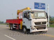 Wuyue TAZ5254JSQA truck mounted loader crane