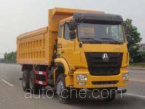 Wuyue TAZ5254TZL slag transport truck