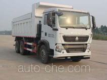 Wuyue TAZ5254ZLJA dump garbage truck