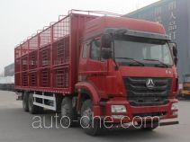 Wuyue TAZ5314CCQA livestock transport truck