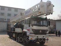 Wuyue TAZ5334TZJ drilling rig vehicle
