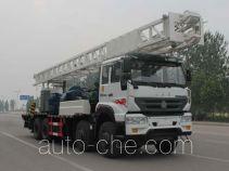 Wuyue TAZ5343TZJ drilling rig vehicle
